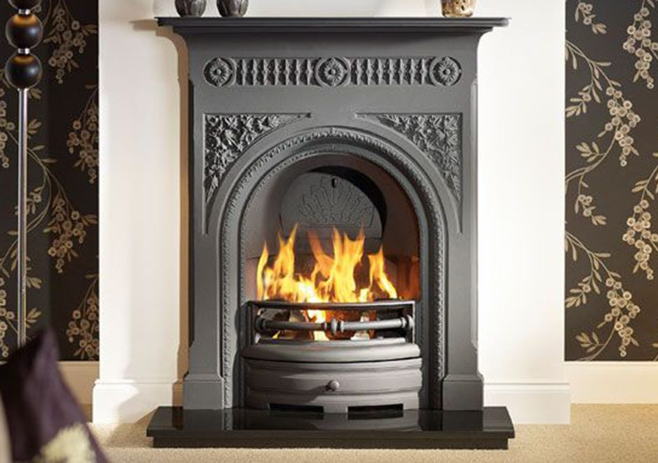 Capital Fairburn 48 Cast Iron Fireplace From 484 Plus Vat Rigby