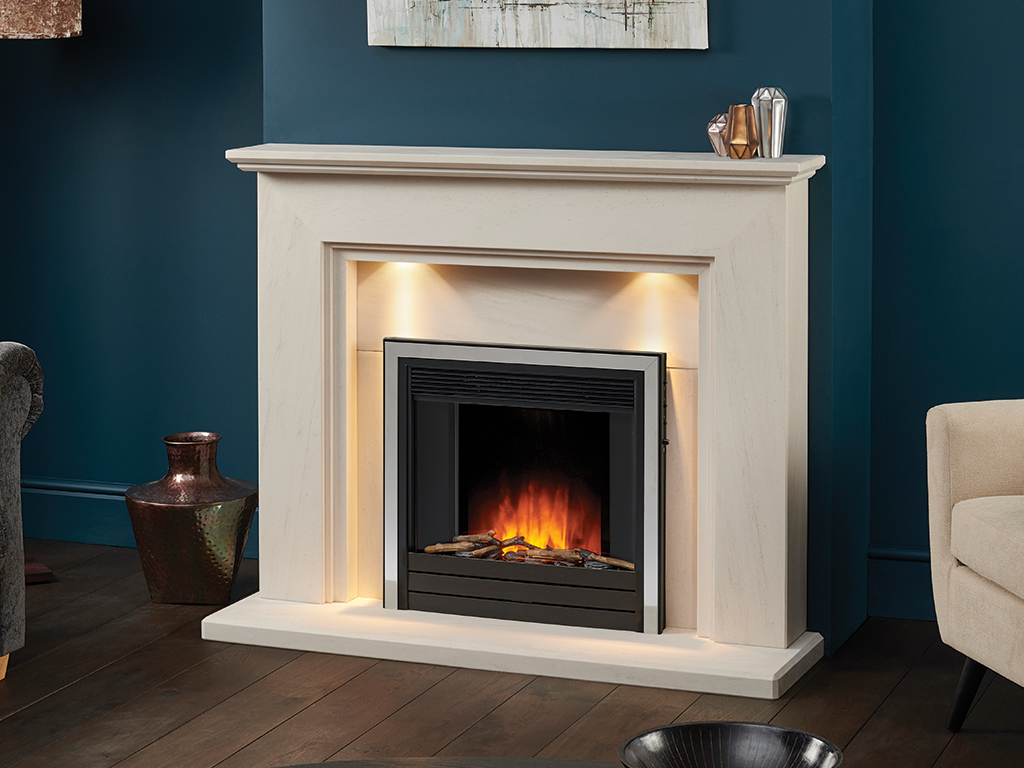 Capital Voltek 22 Quot Insert Electric Fire From 163 579 Plus Vat
