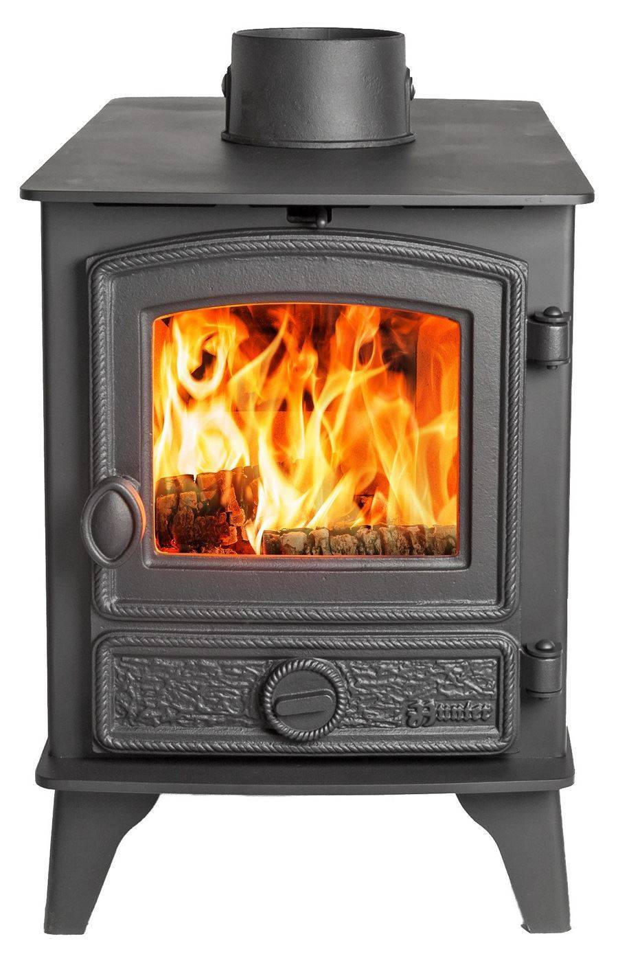 Hunter Hawk 4 Double Sided Wood Burning Stove From 1340 Rigby Fires