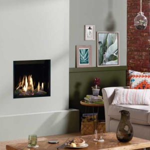 Hole in the wall Gas Fire