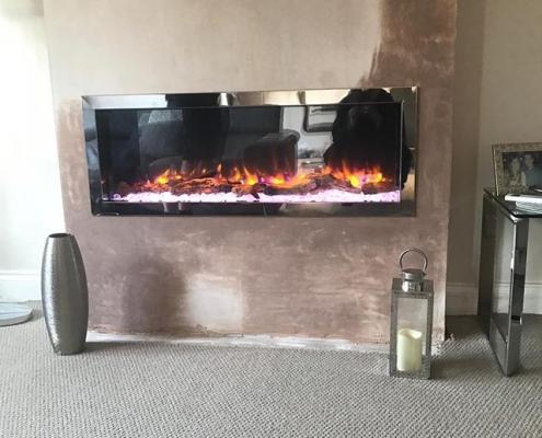 Gazco Skope 105R Electric Fire - Watford, Hertfordshire - Rigby Fires