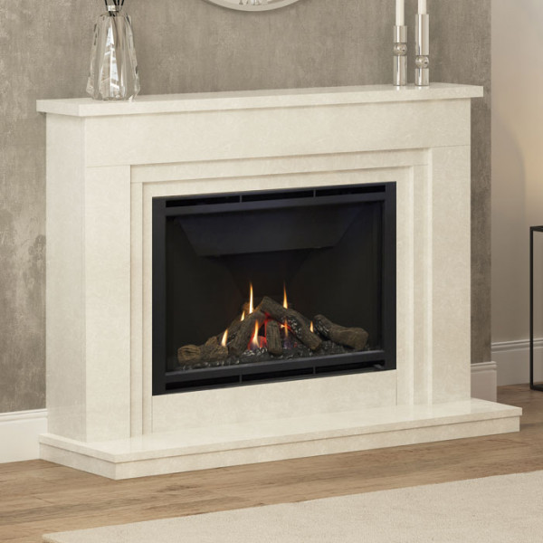 Elgin Amp Hall Wayland Complete Gas Fireplace From 163 2195